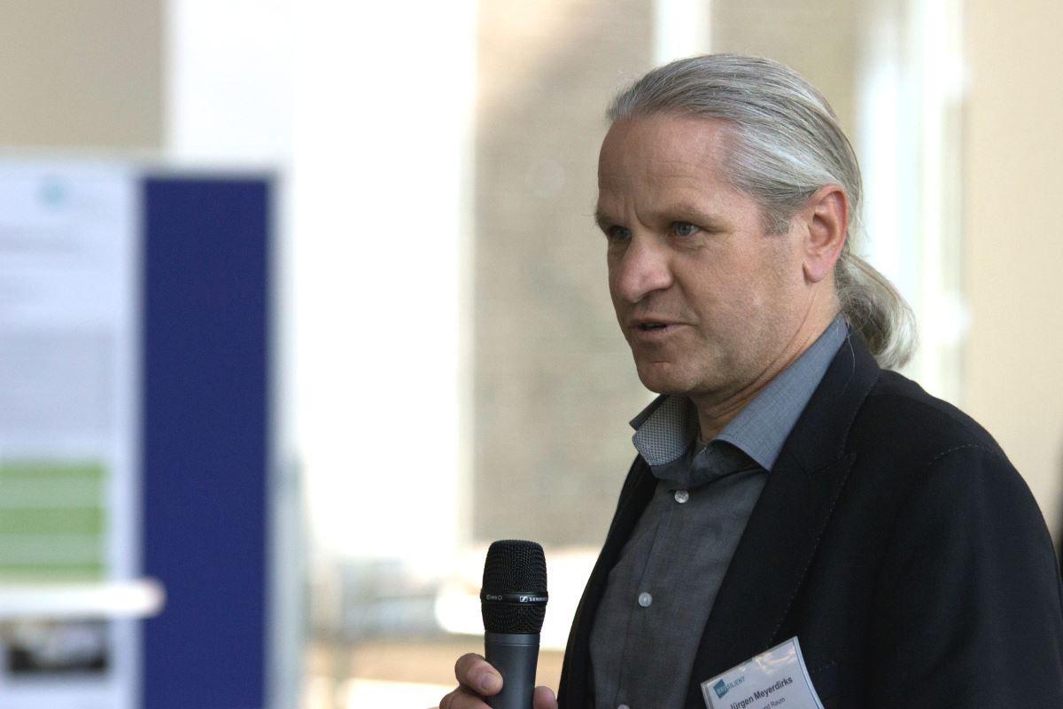 Dr. Jürgen Meyerdirks vom Büro Küste und Raum.