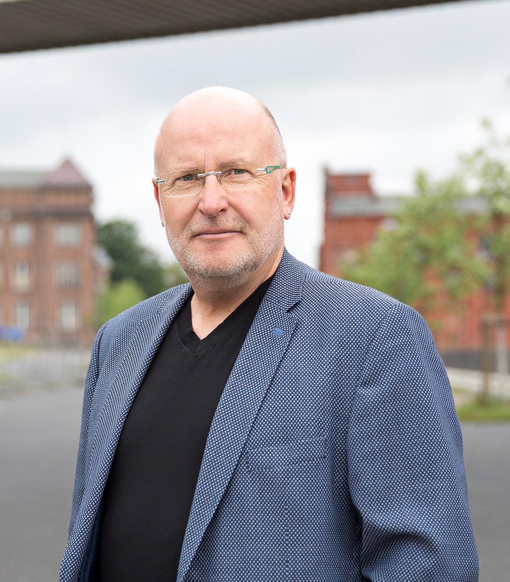 Peter Nowack leitet das Ortsamt Blumenthal seit 2010.
