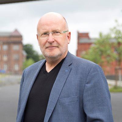 Peter Nowack, Leiter des Ortsamts Blumenthal