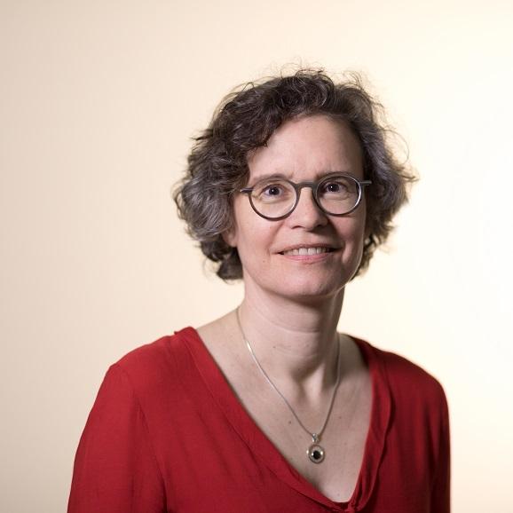 Dr. Esther Hoffmann vom Institut für ökologische Wirtschaftsforschung (IÖW) | © Gordon Welters
